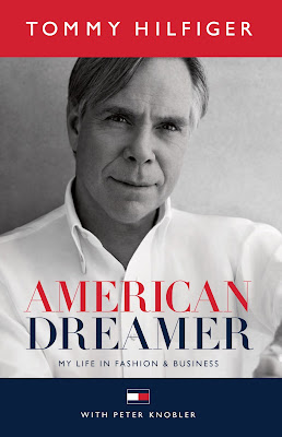 Tommy hilfiger, Richard Phibbs, flagship store, American Dreamer, book, libro, memorias, Suits and Shirts, preppy style,
