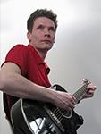 Laulaja-lauluntekijä Jyrki Härkönen