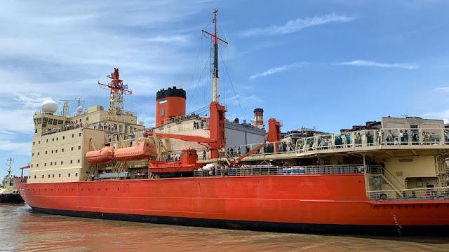 Campaña de Verano del Programa Antártico Argentino