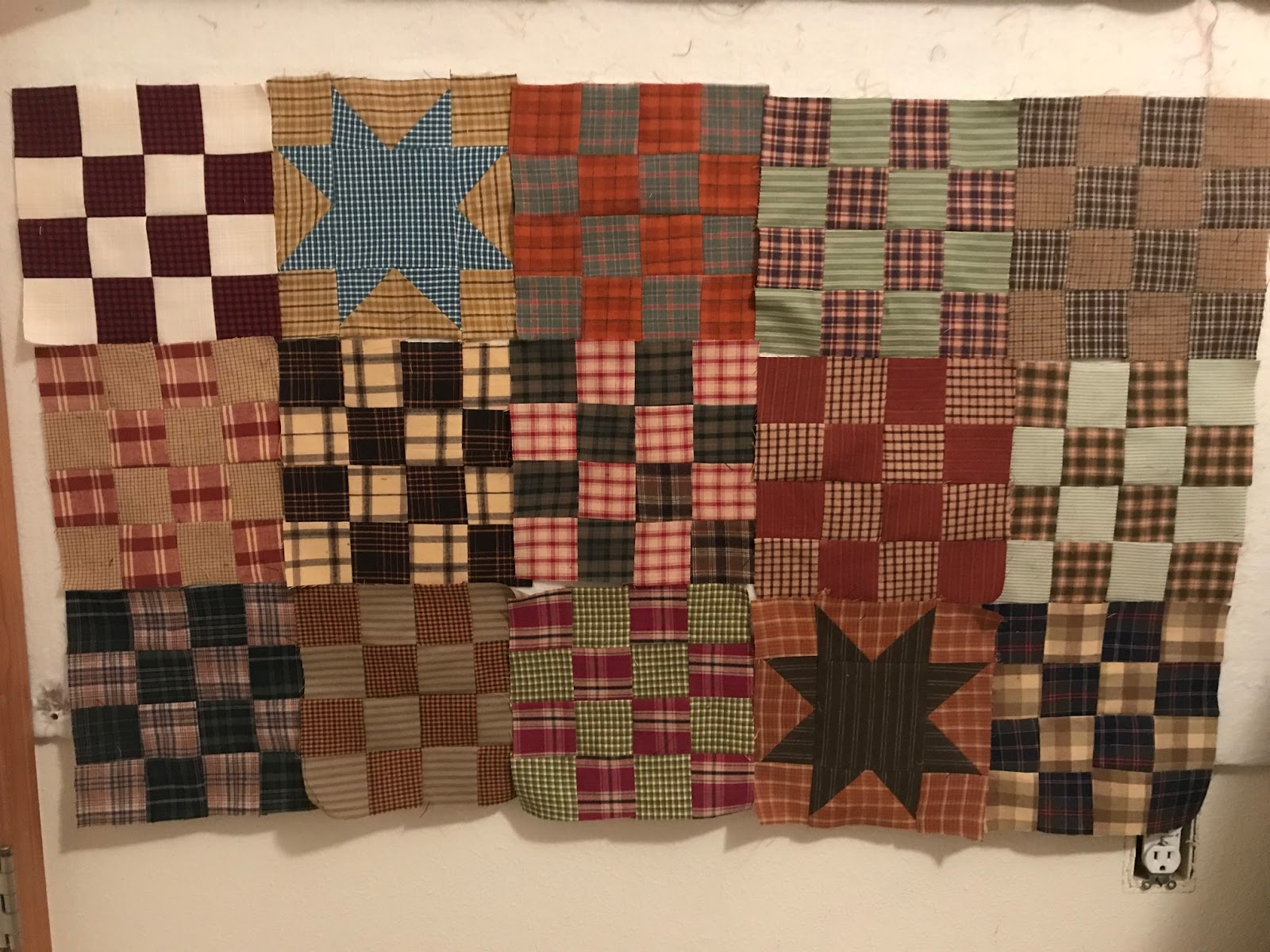 quilt and n haynes eng Learn english paper-piecing.