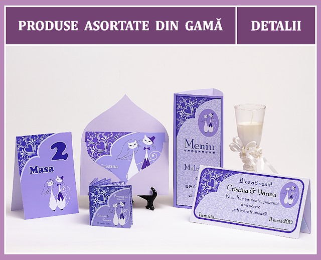 http://www.bebestudio11.com/2017/01/modele-asortate-nunta-tema-pisici-lila.html