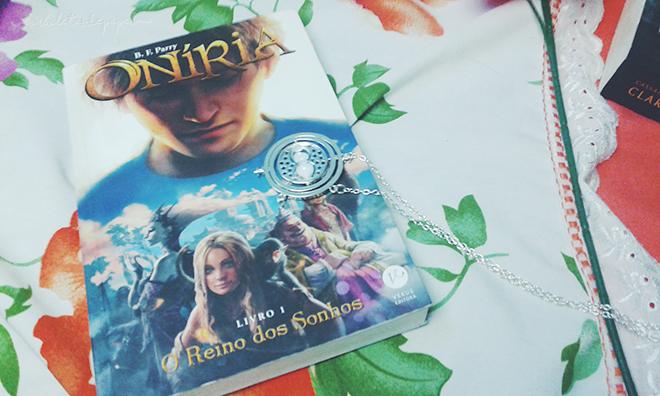 Livro - Oníria - O Reino dos sonhos
