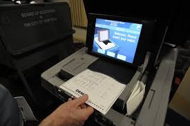 Automated Ballot Vote