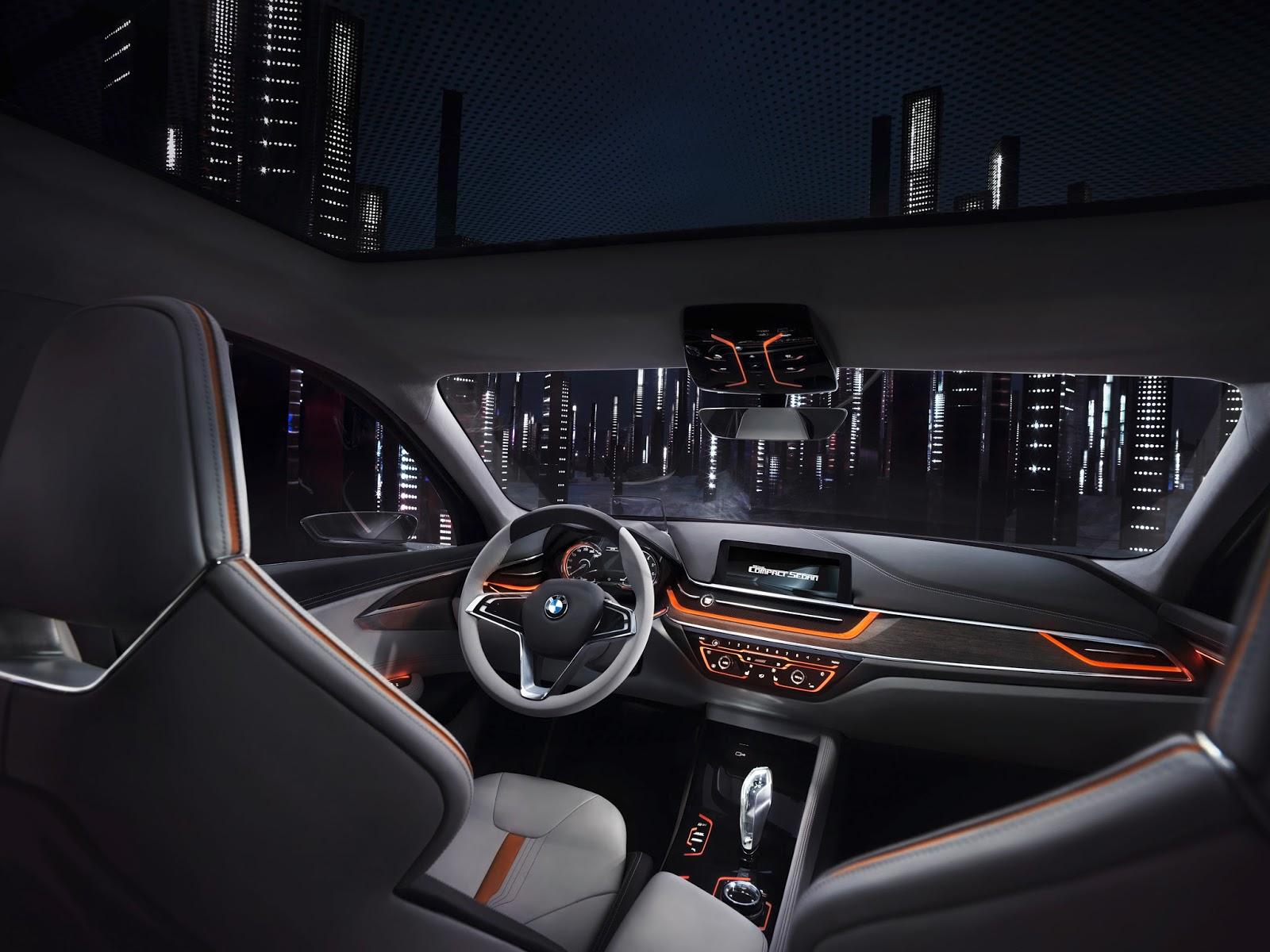 P90204809 highRes BMW Concept Compact sedan ή μήπως σειρά 1 sedan;