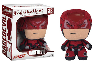 Marvel's Daredevil TV Series Fabrikations Plush Figure by Funko