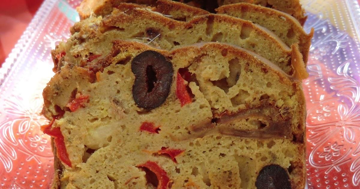 Cake Sal Ef Bf Bd Avec Farine Sans Gluten Et Sans Lactose