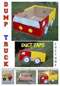 Dump truck books for kids