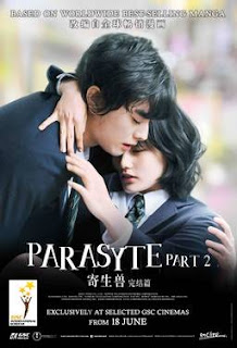 Download Parasyte Part 2 (2015) Subtitle Indonesia
