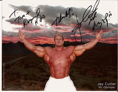 Jay Cutler Body building Wallpapers
