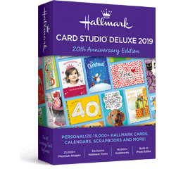 Hallmark Card Studio 2019 Deluxe v20.0.0.9 Full Version