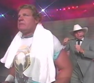 WCW Slamboree 1996 Review - Dirty Dick Slater teamed with Bobby Eaton to take on Disco Inferno & Alex Wright