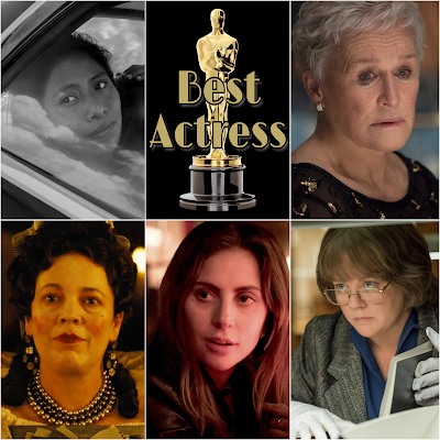 Best Actress 2019 Academy Awards predictions