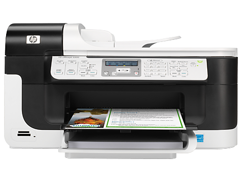 HP Officejet 4500 Desktop Printer G510a Driver - Download