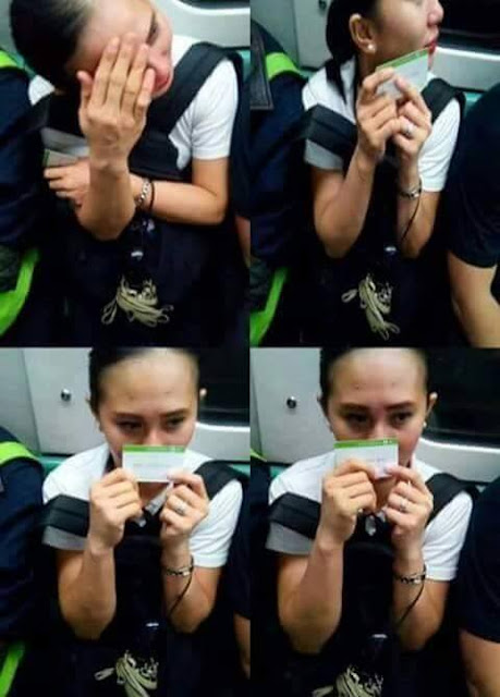 VIRAL: 'Nakaupo Na!' MRT GIRL Finally Gets Her Comfortable Seat!