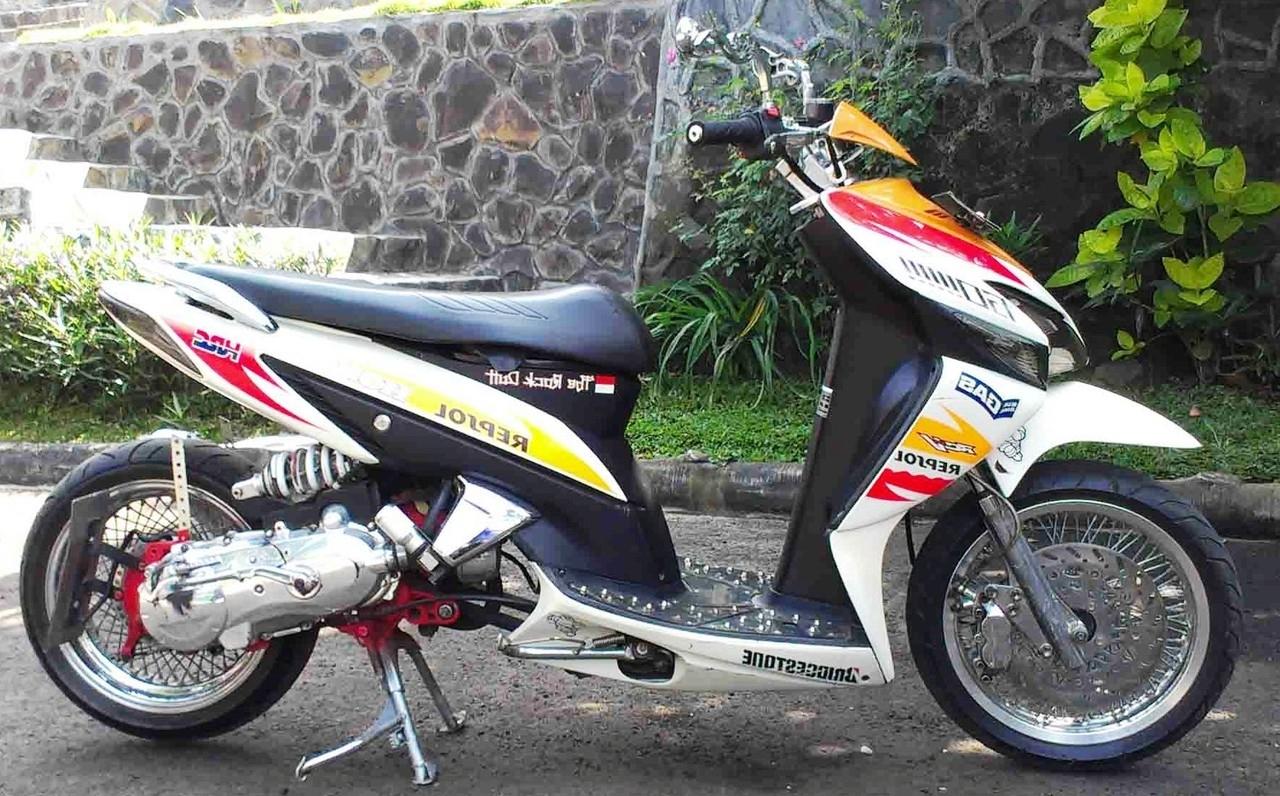 94 modifikasi motor vario 110 cw terbaik