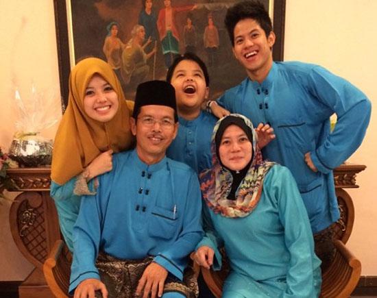 Gambar famili Doktor Fatin Liyana Asri
