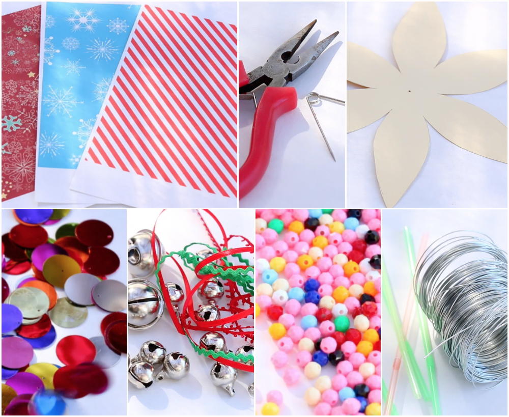Mark Montano: Easy Paper Christmas Ornaments!