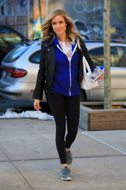 Actress, @ Kristin Cavallari Out In New York