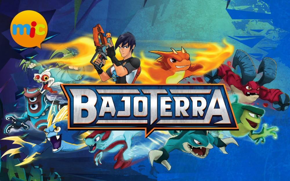 Bajoterra 25/?? [Español Latino] [Mega]