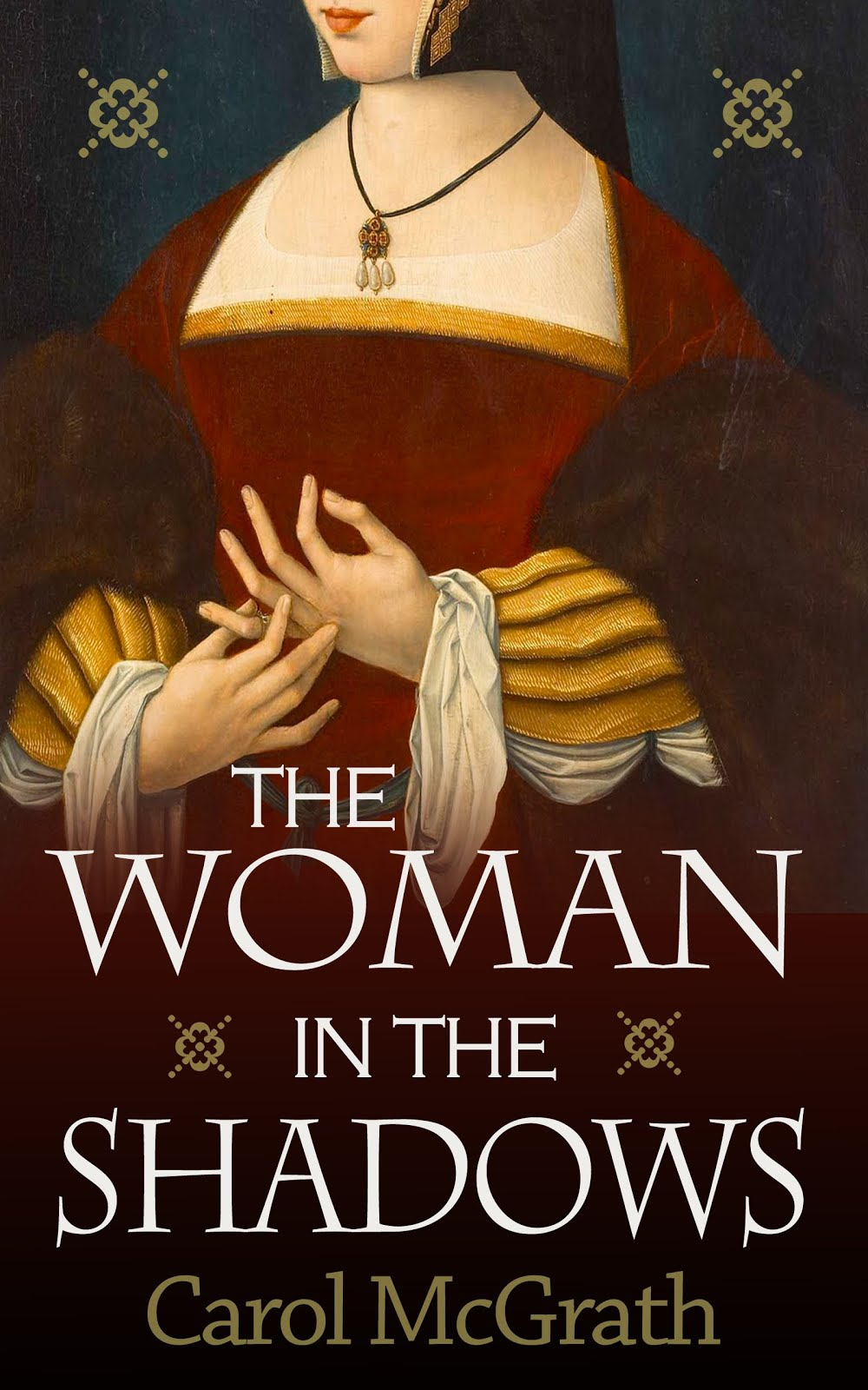 MY NEW BOOK - The Woman in the Shadows