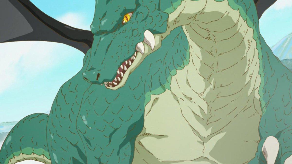 アニメ「メイドラゴン」12話感想:自由になったらメイドになりたい人間に感化してしまったドラゴン・・・イイハナシナンダヨナー…