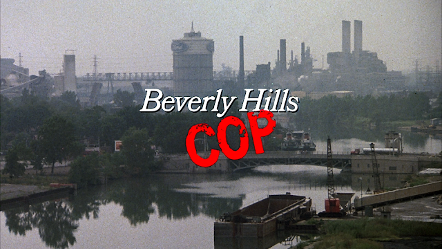 Beverly Hills Cop Title Card