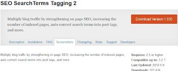 WordPress SEO Google'dan Gelen Aramalar Eklentisi