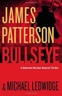 Review - Bullseye by James Patterson & Michael Ledwidge