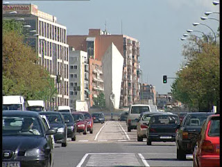 Evitar atascos de tráfico en Zaragoza
