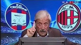 telecronisti tifosi, Direttastadio, Crotone, Milan, Seria A, Tiziano Crudeli,