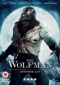 The Wolfman (2010) Hindi - Eng - Tamil - Telugu 480p BDRip