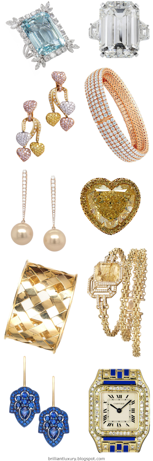 Brilliant Luxury♦High Jewelry