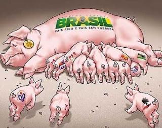 QUAL A SUA OPINIÃO DIANTE DA CRISE ECONÔMICA BRASILEIRA?