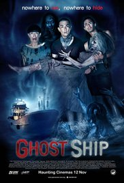 Ghost Ship 2015