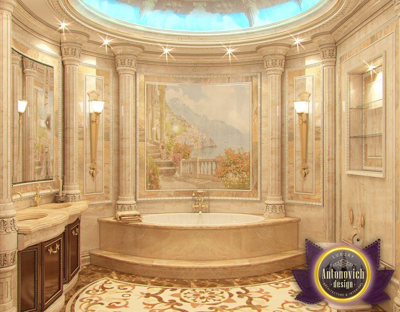Luxury Antonovich Design Uae Bathroom Designs By Luxury Antonovich Design