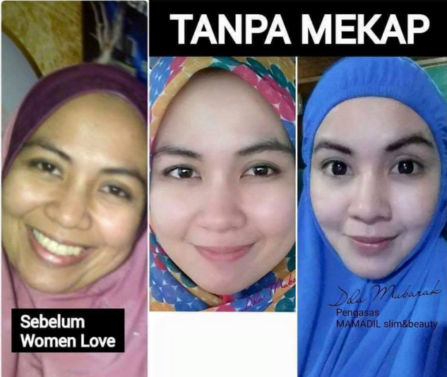 testimoni mamadil women love