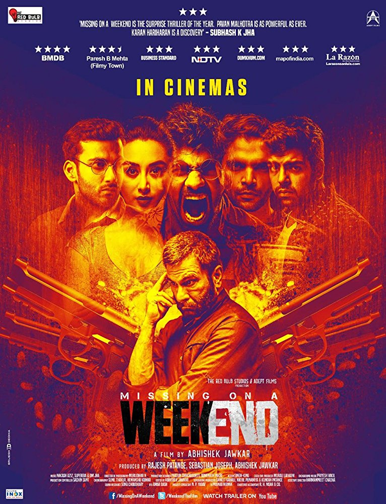 New Hindi Movei 2018 2019 Bolliwood: Missing On A Weekend 2016 300MB Full Movie 480p DVDRip