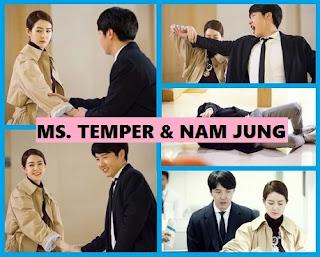 Korean Drama Ms. Temper & Nam Jung