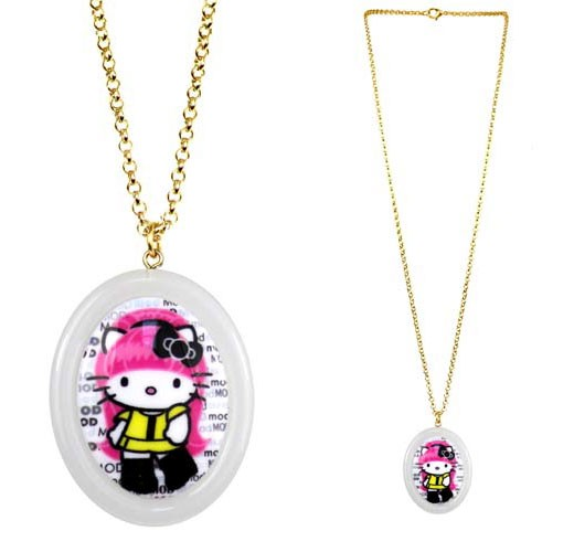 Tarina Tarantino Hello Kitty Necklace