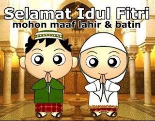 Ucapan Selamat Idul Fitri 2019