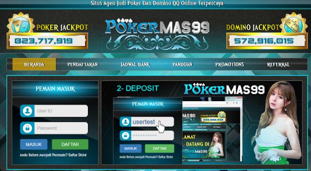 Pokermas99 Situs Poker Online Dengan Winrate Tertinggi