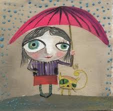 Lamulette De Loulou Feliz Dia De Lluvia A Todos