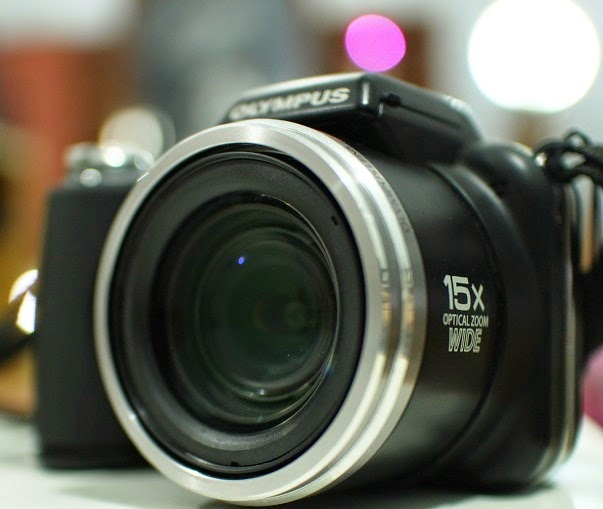 harga Kamera Bekas Olympus SP-600UZ