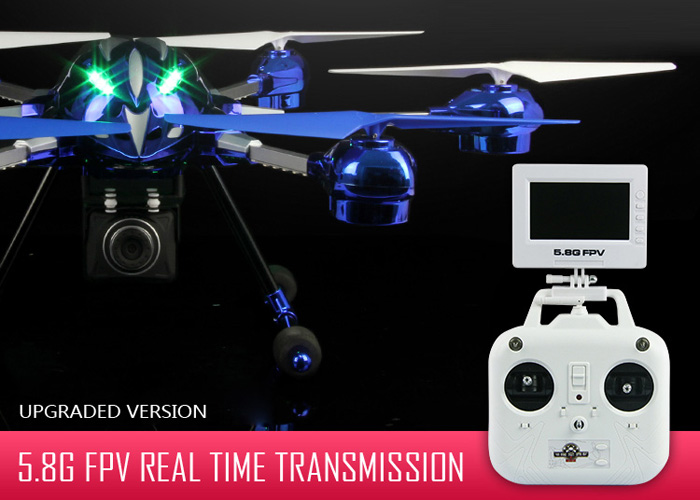 Gearbest's products review: Huajun W609-8 Pathfinder 2 Hexacopter Review