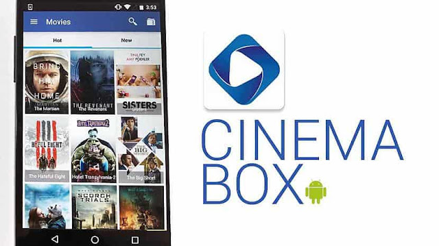 CinemaBox-App