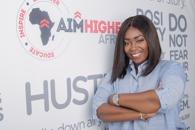 Peace Hyde and Barclays launch the Aim Higher Africa: The Ignite Series to inspire young entrepreneurs