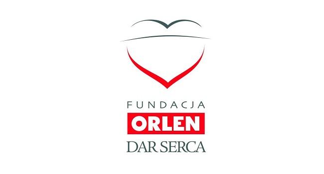 Fundacja Orlen Dar Serca - logo