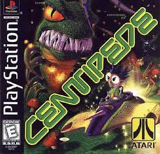 Centipede - PS1 - ISOs Download