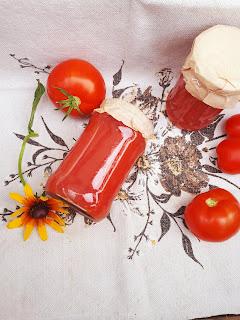 Przecier pomidorowy na zimę