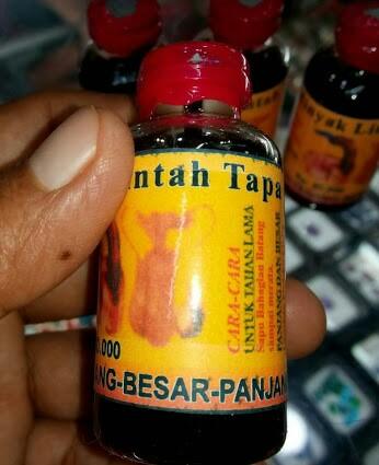 jual minyak lintah tapa asli kalimantan di surabaya alami